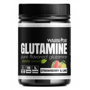 Warrior Glutamine with Stevia