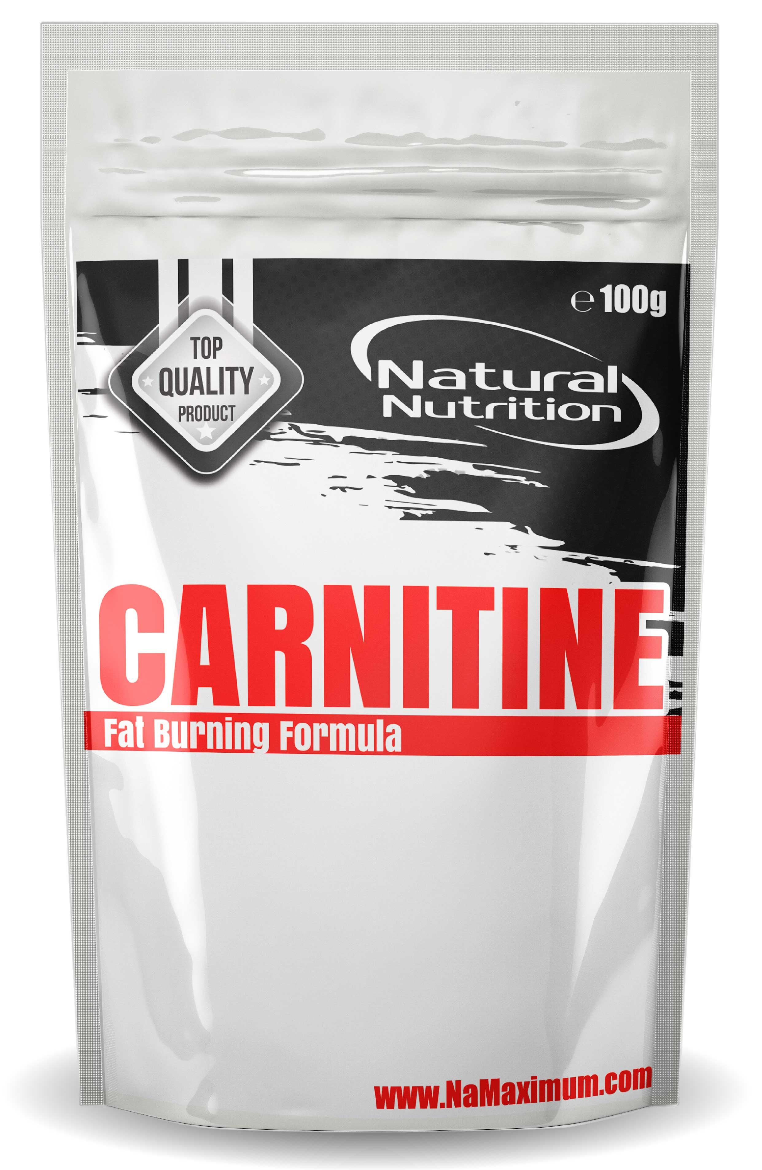 Carnitine - L-Karnitin Natural 1kg Natural 1kg