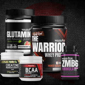 Warrior Muscle Pack