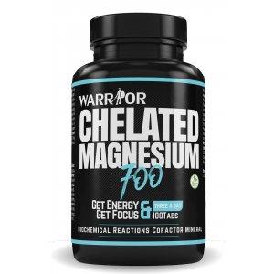 Chelated Magnesium 700 - magnézium chelát tablety