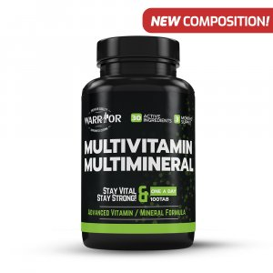 Multivitamin Multiminerál tablety