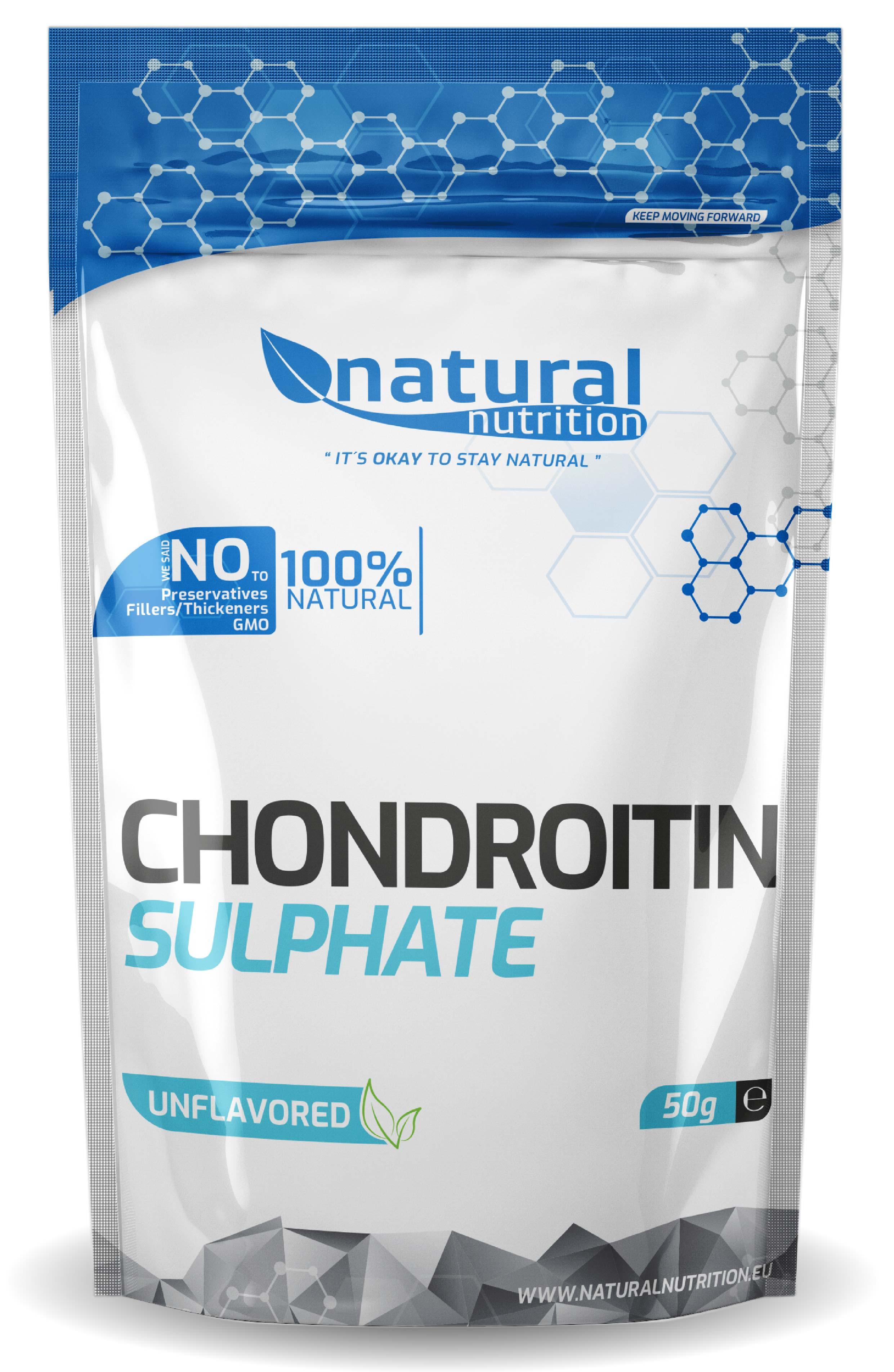 Chondroitin Sulfate - Chondroitin sulfát Natural 100g Natural 100g
