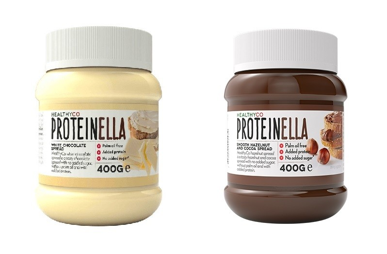 HealthyCo – Proteinella 200g Salted Caramel 200g Salted Caramel