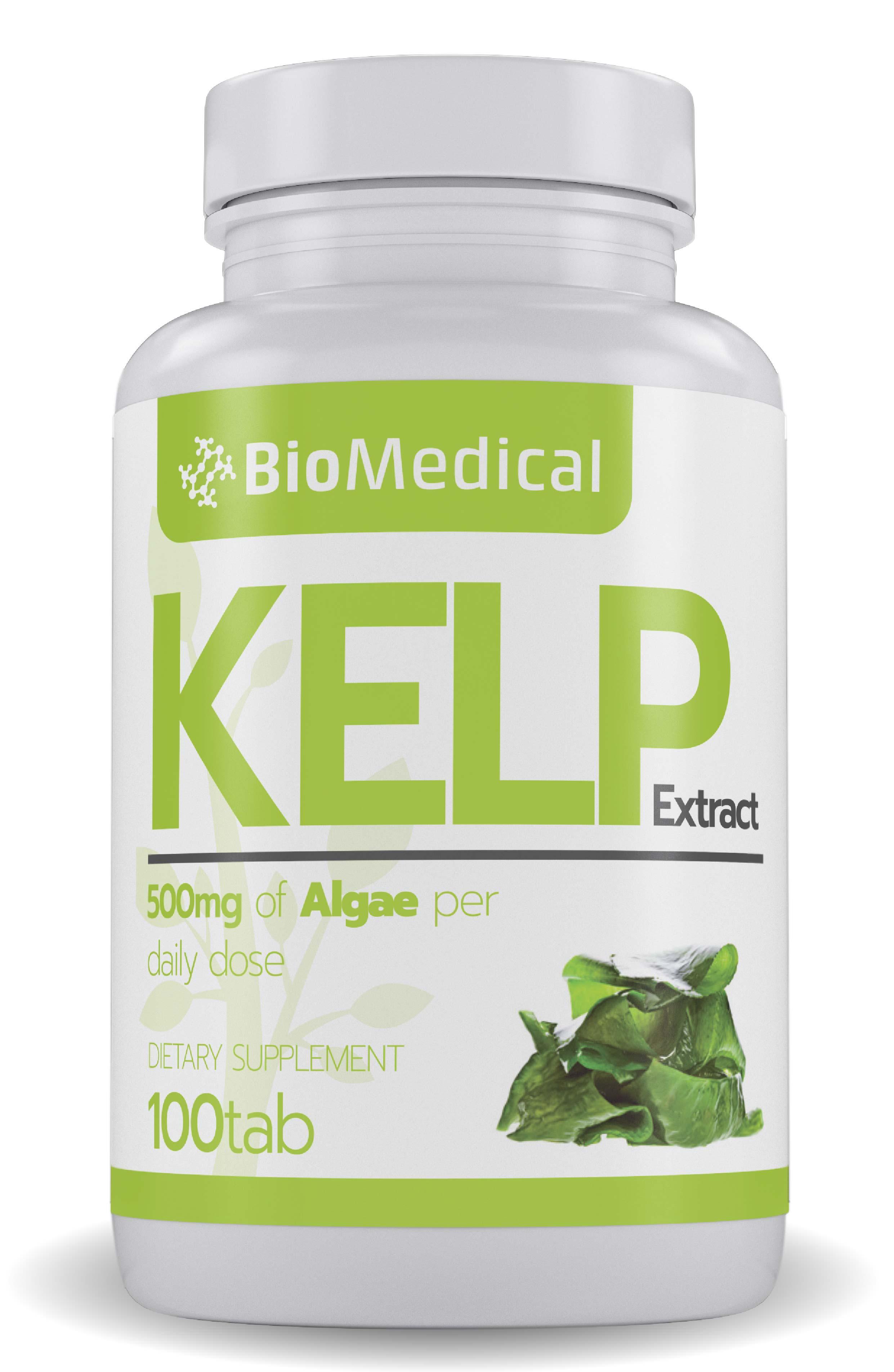Kelp Extract - Extrakt z Chaluhy bublinaté 100 tab 100 tab