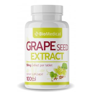 Grape Seed Extract - extrakt z hroznových semen